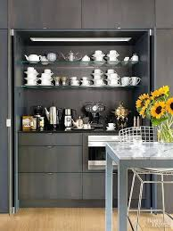 Coffee Stations For Office Kitchen Bar Station Office Coffee Furniture Built In Small S