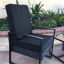 outdoor furniture replaceable cushion