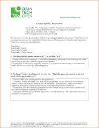 10 executive summary template word job resumes word executive summary template word 7 10 executive summary template word