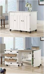 Full Size of Storage:scrapbook Desk Storage In Conjunction With Craft Table  With Storage Designs ...