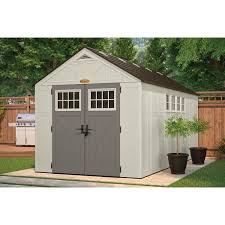 Small Picture Furniture Interesting Suncast Storage Shed In House Design With