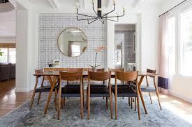 modern interior design dining room. Homey Ideas Big Dining Room Modern Contemporary Decor Area Latest Tables Interior Design S