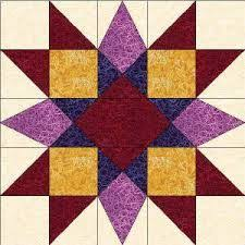 Quilters Corner Club - index of 50 free state quilt block patterns ... & Fair Play free quilt block pattern. See More. Star design Adamdwight.com