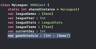How To Make A League Schedule Creating An Nba Season Scheduler In Swift Oluwatobi