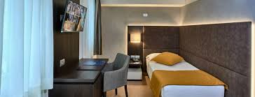 Single Bedroom Suite Single Room With Single Bed Hotel Como 4 Stars Hotel Lake