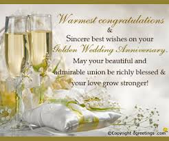 50th anniversary quotes, 50th wedding anniversary quotes dgreetings Congratulations Your Wedding Anniversary Congratulations Your Wedding Anniversary #36 congratulations your wedding anniversary quotes