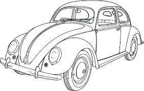 Classic Car Coloring Pages Free Motivate Old Cars In Addition To 4