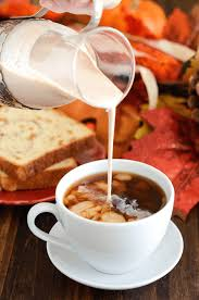 In a saucepan, start with a base of half and half. Homemade Pumpkin Spice Coffee Creamer The Novice Chef