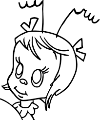 Cindy Lou Who Drawing Free Download Best Cindy Lou Who Drawing On