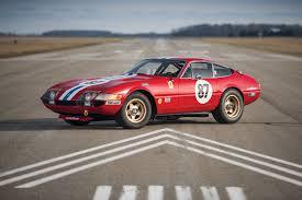 The ferrari gtb / 4 daytona was first shown in 1969. Ferrari 365 Gtb 4 Daytona Competizione Conversion