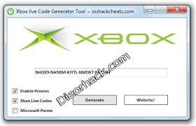 free xbox gift card code generator no survey