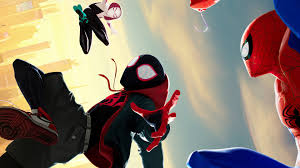 Select a style miles morales peter b parker gwen stacy. Spider Man Into The Spider Verse Miles Morales Spider Gwen Peter Parker 4k 24609