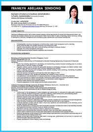 Public Administrator Sample Resume Awesome Appealing Formula For Wonderful Business Administration 11