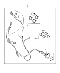 Wiring harness for a 99 ford windstar in addition cat106e additionally three point hitch parts as