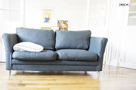 Old Couches Home Diy How To Reupholster Your Old Couch Youtube