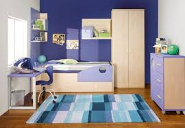 bright paint colors for kids bedrooms. Handsome Chic Kids Room Decor Idea With Blue And White Wall Color Bright Paint Colors For Bedrooms