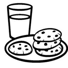Small Picture Chocolate Chip Cookie Coloring Page Clipart Panda Free Clipart
