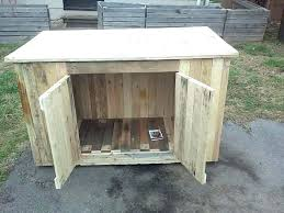 homemade dog house homemade dog house made from pallets wooden pallet kitchen island white cupboards with