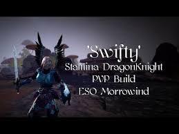 Build Pvp Video crescent Stamina 's Dragonknight 'swifty Owav7w