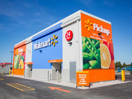 Biggest Vending Machine Beauteous Walmart Built A Giant Vending Machine That Retrieves Groceries
