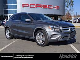 Explore the gla 250 suv, including specifications, key features, packages and more. Used 2015 Mercedes Benz Gla Class For Sale At Porsche Southpoint Vin Wdctg4gb3fj063596