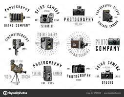 写真ロゴ エンブレムやラベルビデオ映画ムービー カメラからまず