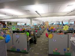 our contact center locations are a fun place to work and are often decorated like
