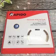 Cân sức khỏe điện tử thông minh Rapido giá cạnh tranh