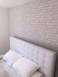 wallpaper bedroom modern interiors
