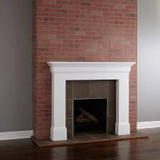 painting fireplace brick luxury painting a brick fireplace the home depot blog