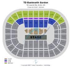 Td Garden Tickets Td Garden In Boston Ma At Gamestub