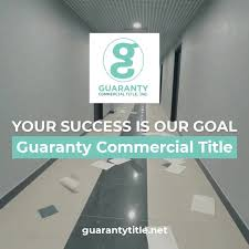 Guaranty Commercial Title - Videos | Facebook