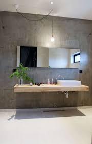 Concrete bathroom | Industrial | Concrete Interior | Interior inspiration |  Concrete design | Beton design