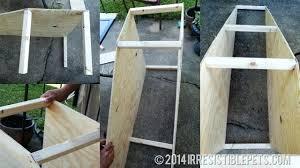 homemade dog ramp dog ramp support beams diy dog ramp for deck stairs