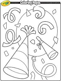 See more ideas about coloring pages, disney christmas, disney coloring pages. New Year S Day Free Coloring Pages Crayola Com