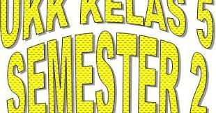 Who is the author of the letter? Soal Ulangan Akhir Tahun Mata Pelajaran Bahasa Indonesia Kelas 5 Lima Klik