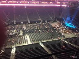 Golden 1 Stage Seating Chart Golden 1 Center Section 206 Concert Seating Rateyourseats Com