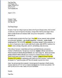 Program Assistant Cover Letter Sample Guamreview Brilliant Ideas Of