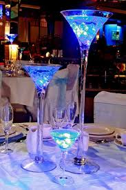 martini glass centerpiece ideas | large martini glass centerpieces - I like  these for the dessert