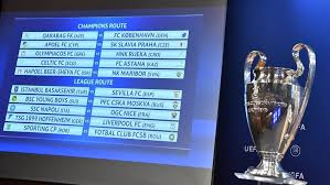 uefa champions league play off draw uefa champions league news uefa com