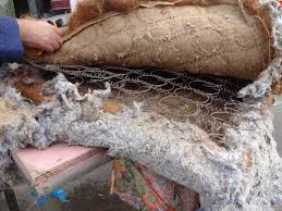 mattress recycling. Recycling An Old Mattress