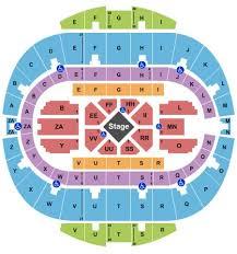 Hampton Coliseum Tickets And Hampton Coliseum Seating Chart