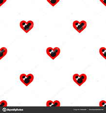 Seamless Pattern Symbol Mickey Mouse Stock Vector Image by ©Elentina  #278804266