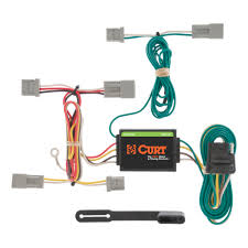 curt manufacturing curt custom wiring harness 56011 part 56011 a