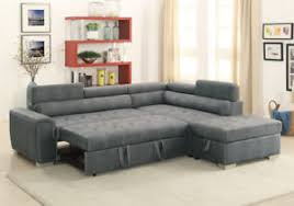 convertible sectional sofa bed. Exellent Sectional Image Is Loading ConvertibleSectionalSofaCouchStorageOttomanPullOut Throughout Convertible Sectional Sofa Bed EBay