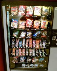Junk Food Vending Machines Cool What To Call Junk Food Sightline Institute