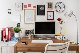 creating home office. 6 Stylish And Budget-friendly Ways To Make Your Home Office More Modern Chic Creating