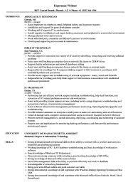 Support Technician Resume 30 It Support Technician Resume Abillionhands Com