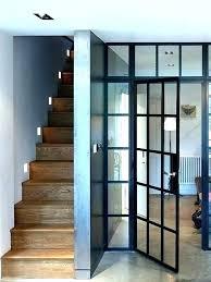 steel framed door steel and glass door steel frame door and glass doors lovable with metal