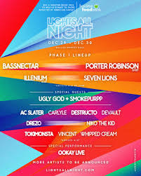 Lights All Night Announces Phase 1 Of 2017 Lineup